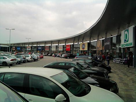 Bruck an der Leitha - shopping